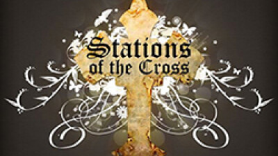 Stations of the Cross- Public Procession in downtown Spokane