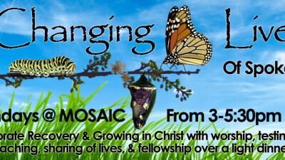 Changing Lives Recovery Worship Service
