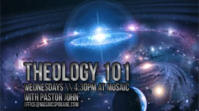 Theology 101 with Pastor John