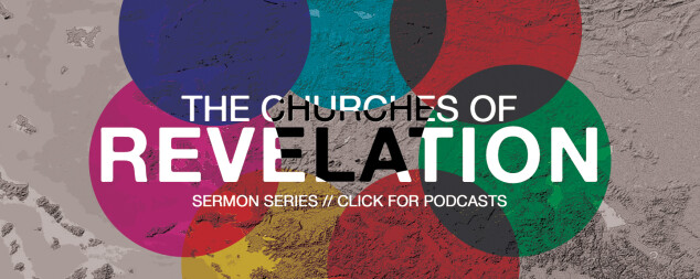Churches of Revelation Series